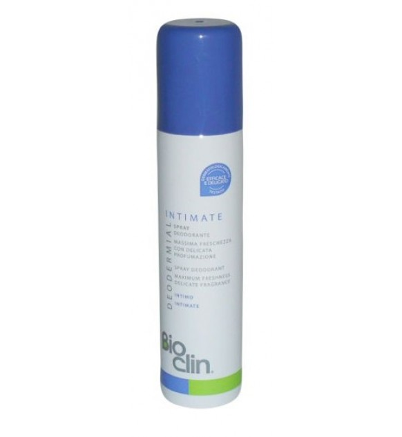 BIOCLIN DEODERMIAL INTIMATE SPRAY 100ML