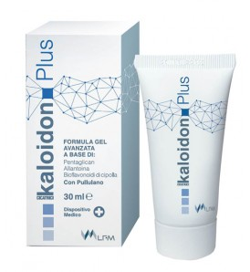 KALOIDON PLUS GEL CICATR 30ML