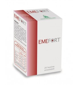 EMEFORT OROSOLUBILE 20BUST