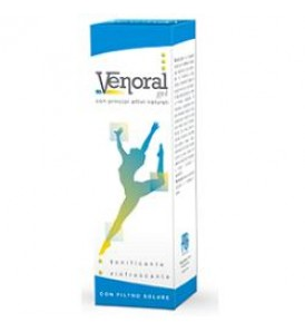 VENORAL GEL GAMBE 100ML