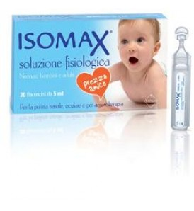 MISTER BABY ISOMAX SOLUZIONE FISIOLOGICA