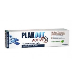 PLAK OUT ACTIVE DENTIF 0,20%