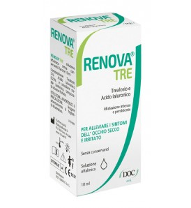 RENOVA TRE COLLIRIO 10ML