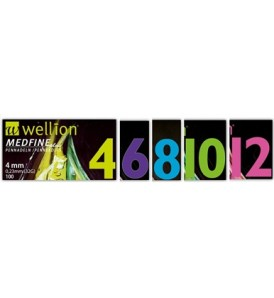 WELLION MEDFINE 4 G32 100PZ