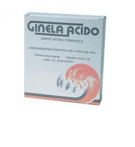 GINELA*ACIDO  4 DOSI   120ML