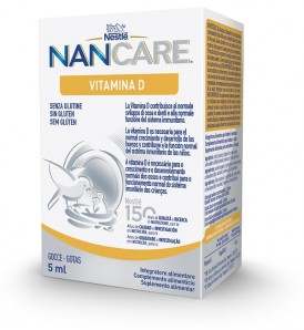 NANCARE VIT D GTT 5ML
