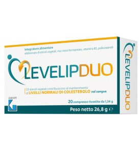 LEVELIPDUO 20CPR
