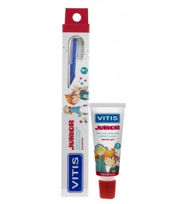 VITIS JUNIOR SPAZZ+GEL 15ML