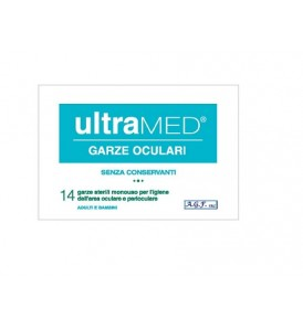 ULTRAMED GARZA OCULARE 14PZ