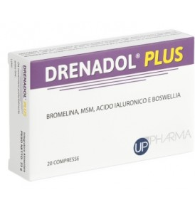 DRENADOL PLUS 20CPR