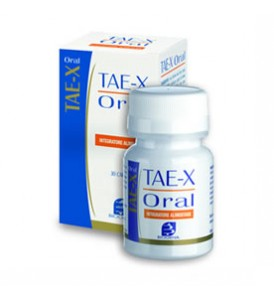TAE-X ORAL 30CPS