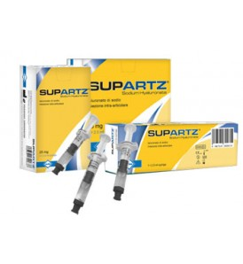 SUPARTZ SIR INTRA-ART 2,5ML 5P