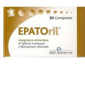 EPATORIL INTEGRATT 30CPR 15G