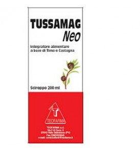 TUSSAMAG NEO SCIROPPO 200ML
