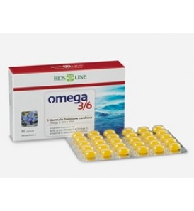 OMEGA-3/6 60 CPS           BSL