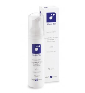 MODE' TEC MOUSSE ATTIVA 70ML
