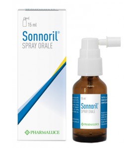 SONNORIL SPRAY ORALE 15ML
