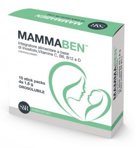 MAMMABEN 15STICKPACK