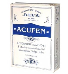 ACUFEN 15CPR