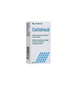 CELLUFRESH SOL OFT FL 12ML