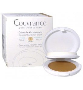 COUVRANCE CREMA COMP COL NF OIL FREE NAT
