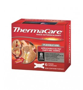 THERMACARE FLEXIBLE 6 PEZZI
