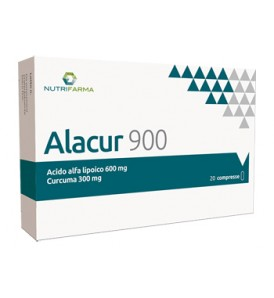 ALACUR 900 20COMPRESSE