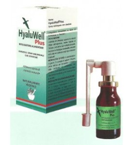 HYALUWELL PLUS SPR SUBLINGUALE