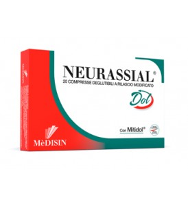 NEURASSIAL DOL 20CPR DEGLUT