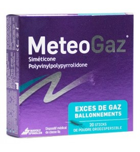 METEOGAS POLVERE 20BUST
