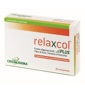 RELAXCOL PLUS 30CPR