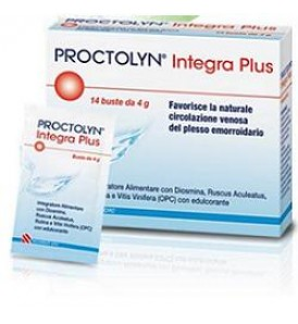 PROCTOLYN INTEGRA PLUS 14 BUSTINE