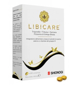 LIBICARE 60CPR