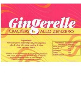 GINGERELLE*CRAKERS 150G
