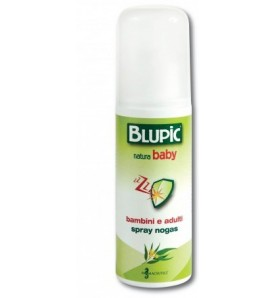 BLUPIC SPRAY NOGAS BABY 100ML