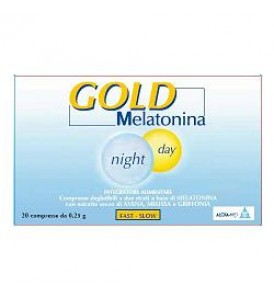 MELATONINA GOLD HTP 1MG 20CPR