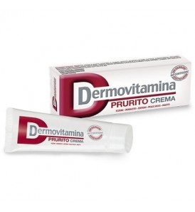 DERMOVITAMINA PRURITO CR 30ML