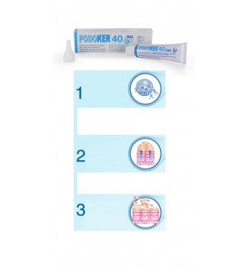 PODOKER 40 GEL 30ML