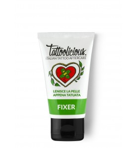 Tattoolicious® Fixer - Crema Lenitiva Dopo Tattoo