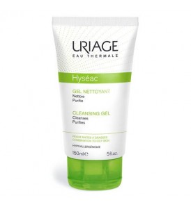 HYSEAC GEL DET URIAGE 150ML