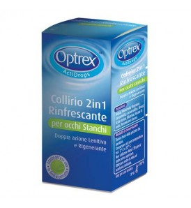 OPTREX ACTIDROPS 2IN1 RINF 1PZ