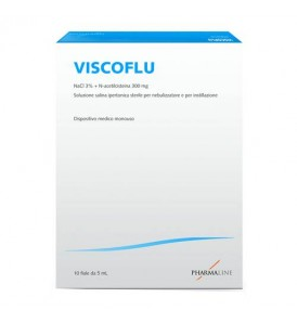 VISCOFLU 10FL 5ML